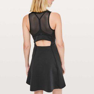 Lululemon Off The Court Dress Black 2